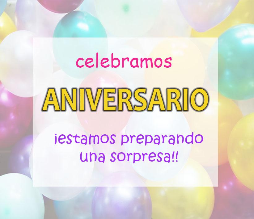 aniversario celebracion
