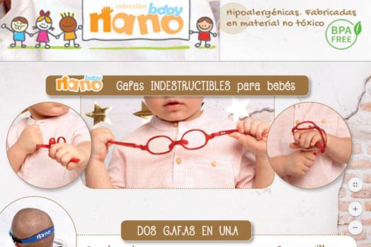 gafas bebe