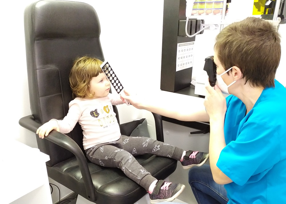 optometrista infantil malaga